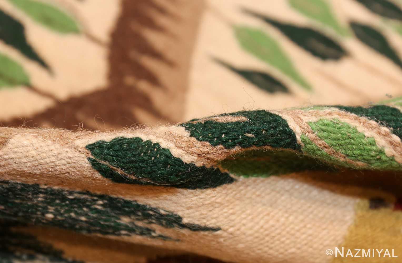 vintage swedish scandinavian tapestry textile art 48607 pile Nazmiyal