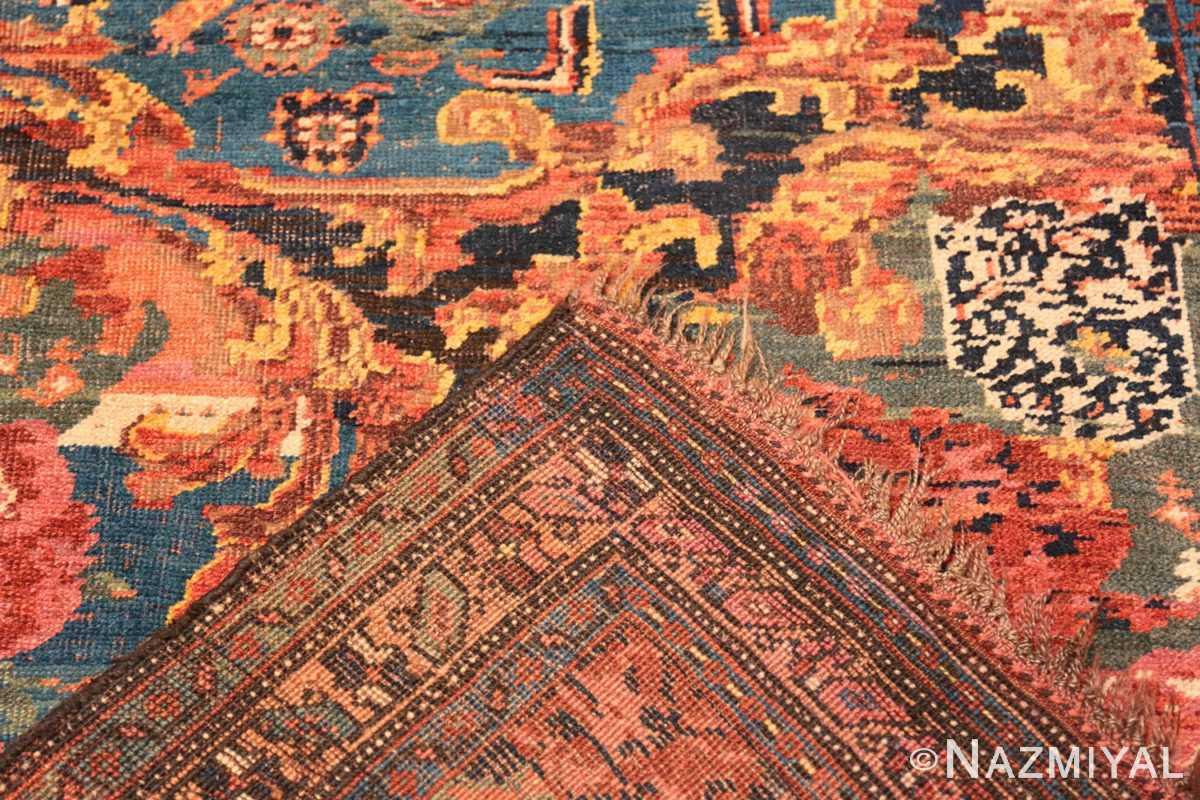 Weave Antique Golfarang Persian Bidjar runner rug 48630 by Nazmiyal