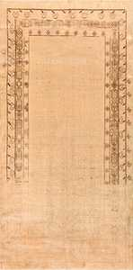 Antique East Turkestan Khotan Rug 50495 Nazmiyal