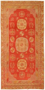 Antique Khotan rugs