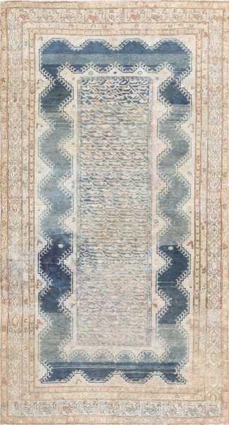 Antique Persian Malayer Tribal Rug by Nazmiyal