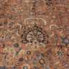 Close up picture of Large Antique Oversize Persian Kerman Rug #50462 from Nazmiyal Antique Rugs in NYC