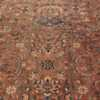 Detailed picture of Large Antique Oversize Persian Kerman Rug #50462 from Nazmiyal Antique Rugs in NYC