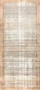 Long and Narrow Antique Persian Northwest Carpet 47261 Nazmiyal
