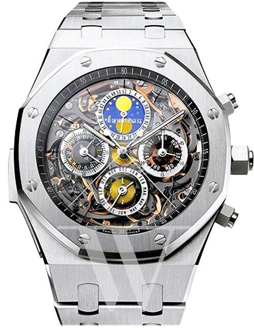 Luxury Christmas Gifts For Him - Audemars Piguet Royal Oak Grand Men's Watch by nazmiyal