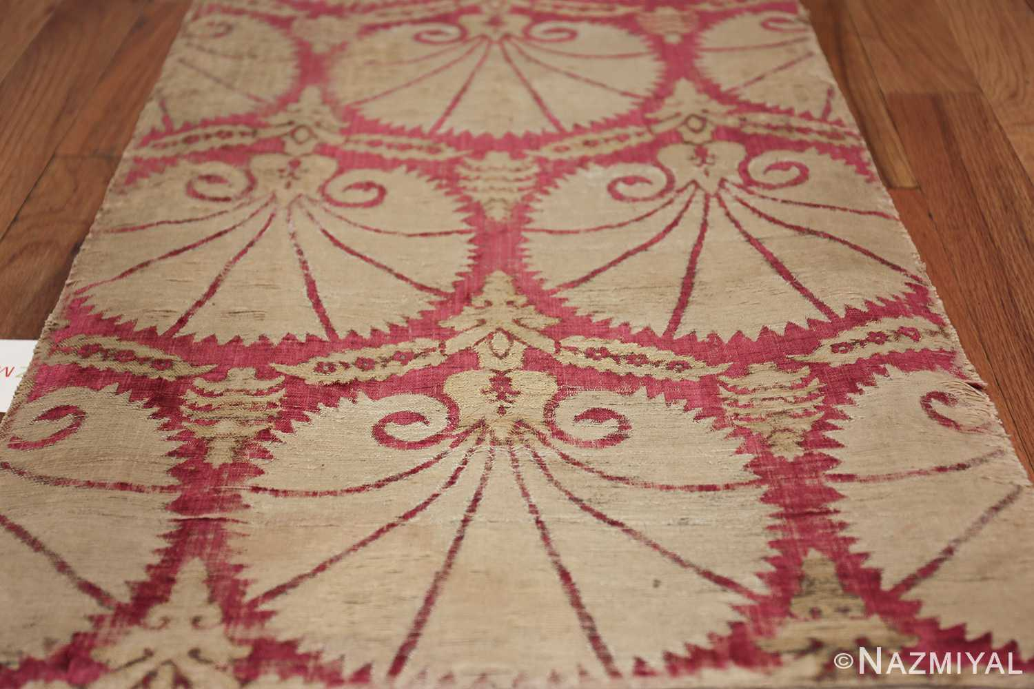 17th century antique turkish ottoman textile 48640 field Nazmiyal