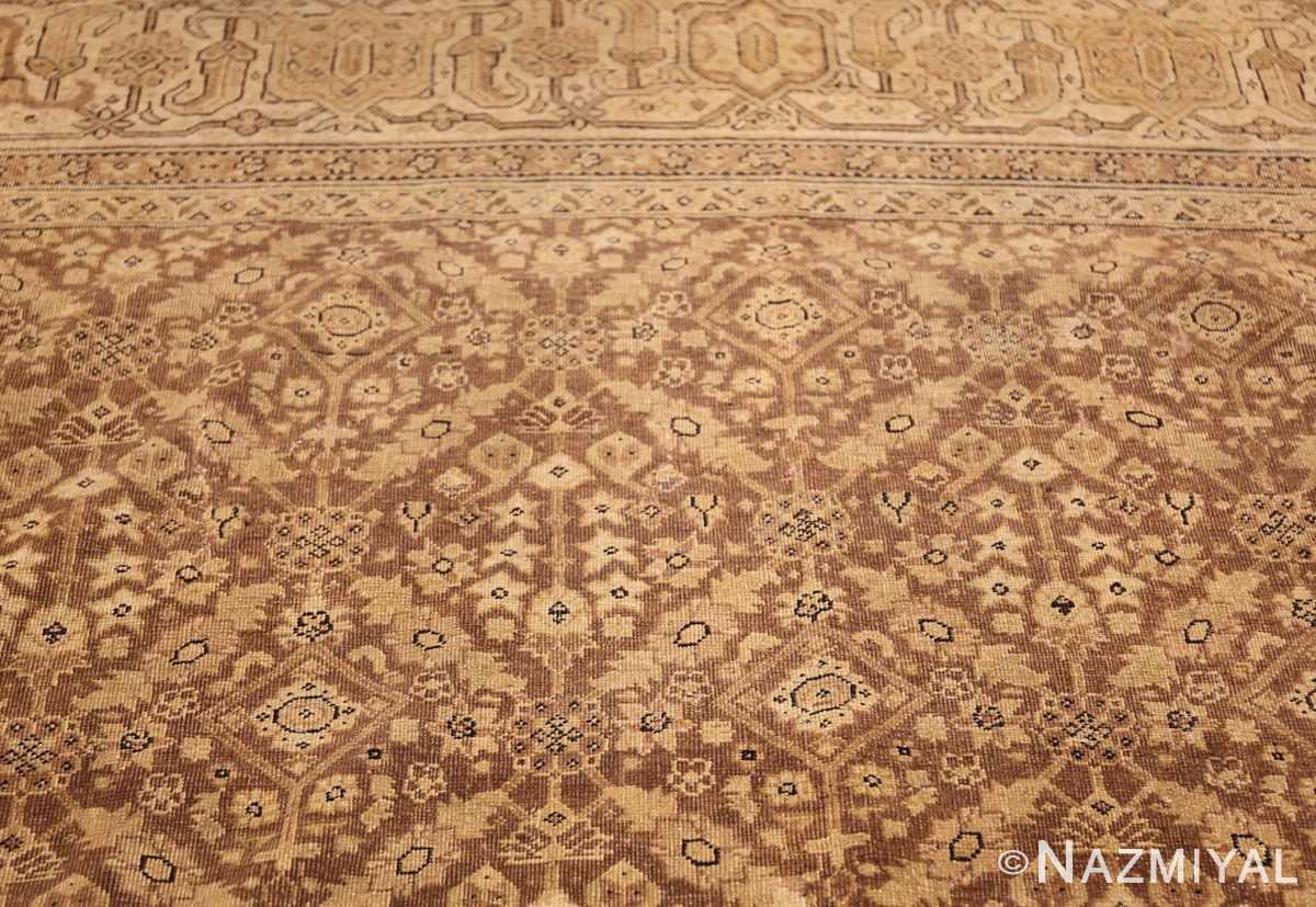 all over design antique indian amritsar rug 50455 top Nazmiyal