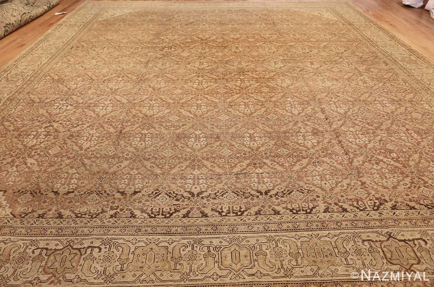 all over design antique indian amritsar rug 50455 whole Nazmiyal