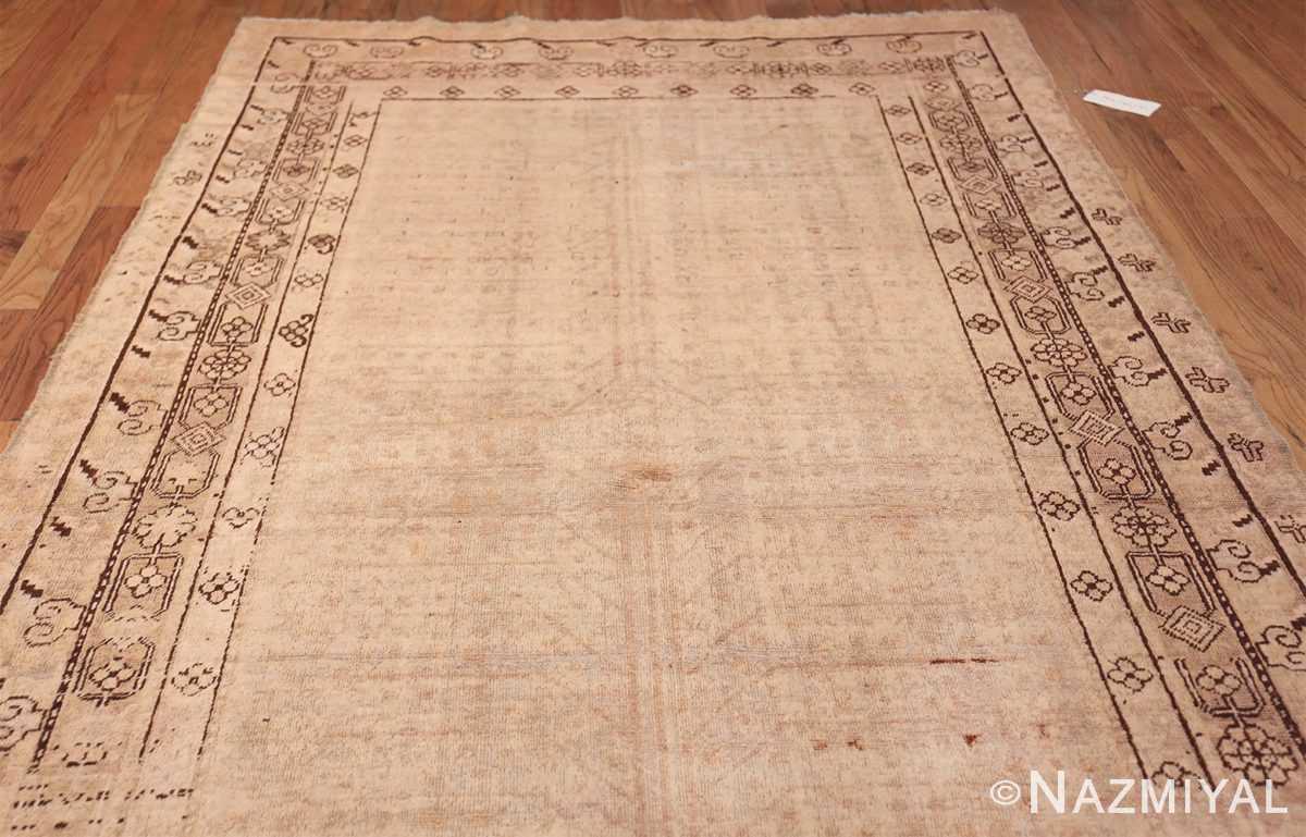 Antique East Turkestan Khotan Rug 50495 Top Design Nazmiyal