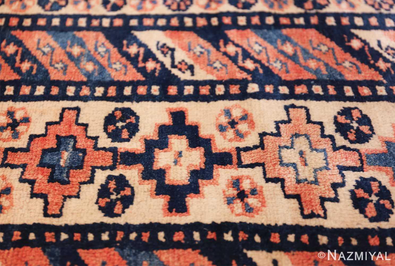 antique tribal caucasian rug 50479 design Nazmiyal