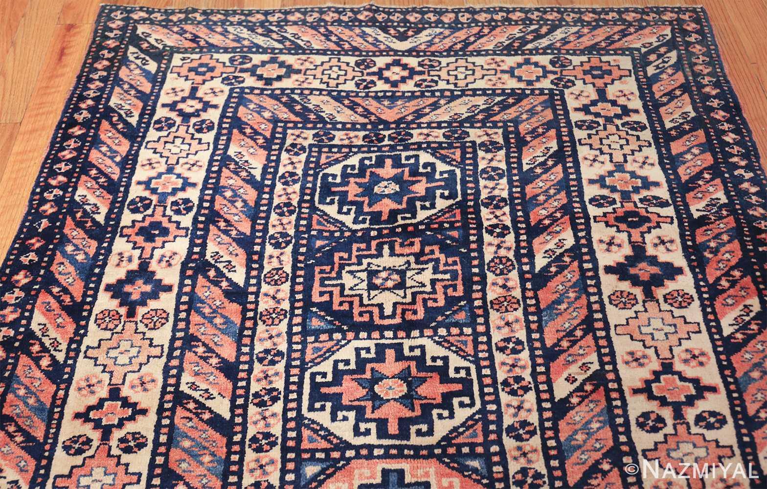 antique tribal caucasian rug 50479 pattern Nazmiyal