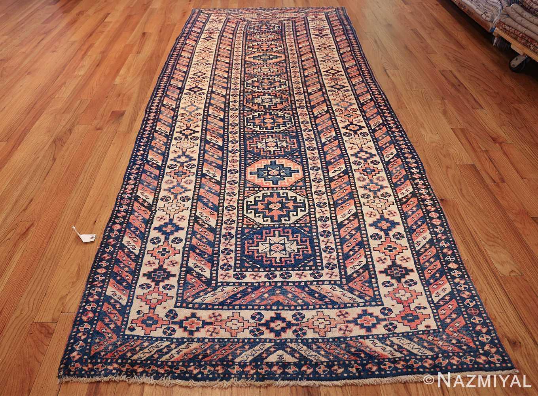 antique tribal caucasian rug 50479 whole Nazmiyal
