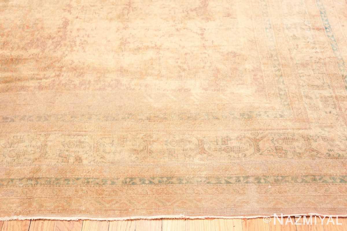Border Large Antique Indian rug 50449 by Nazmiyal