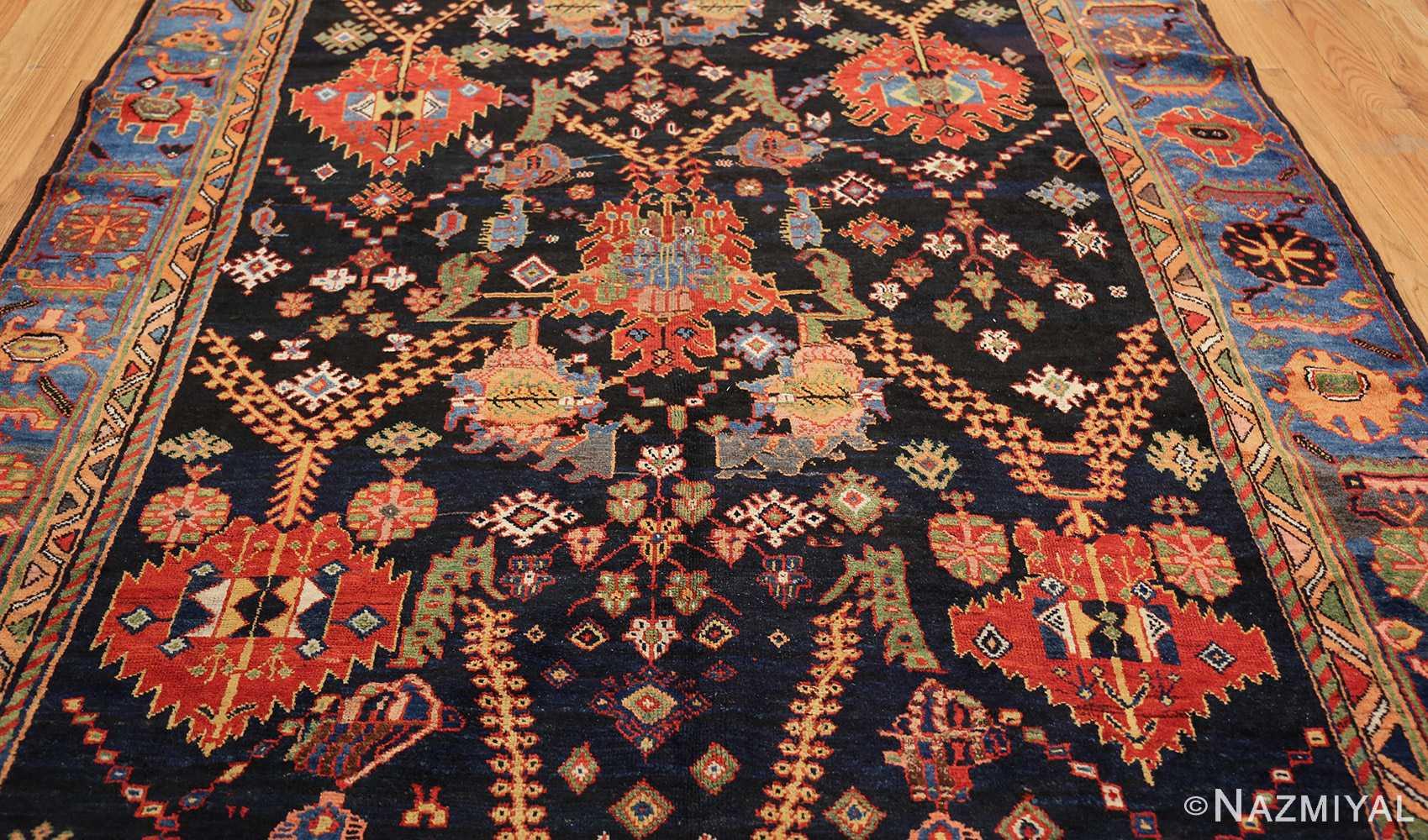 Colorful Antique Persian Bakhtiari Rug 48728 By Nazmiyal