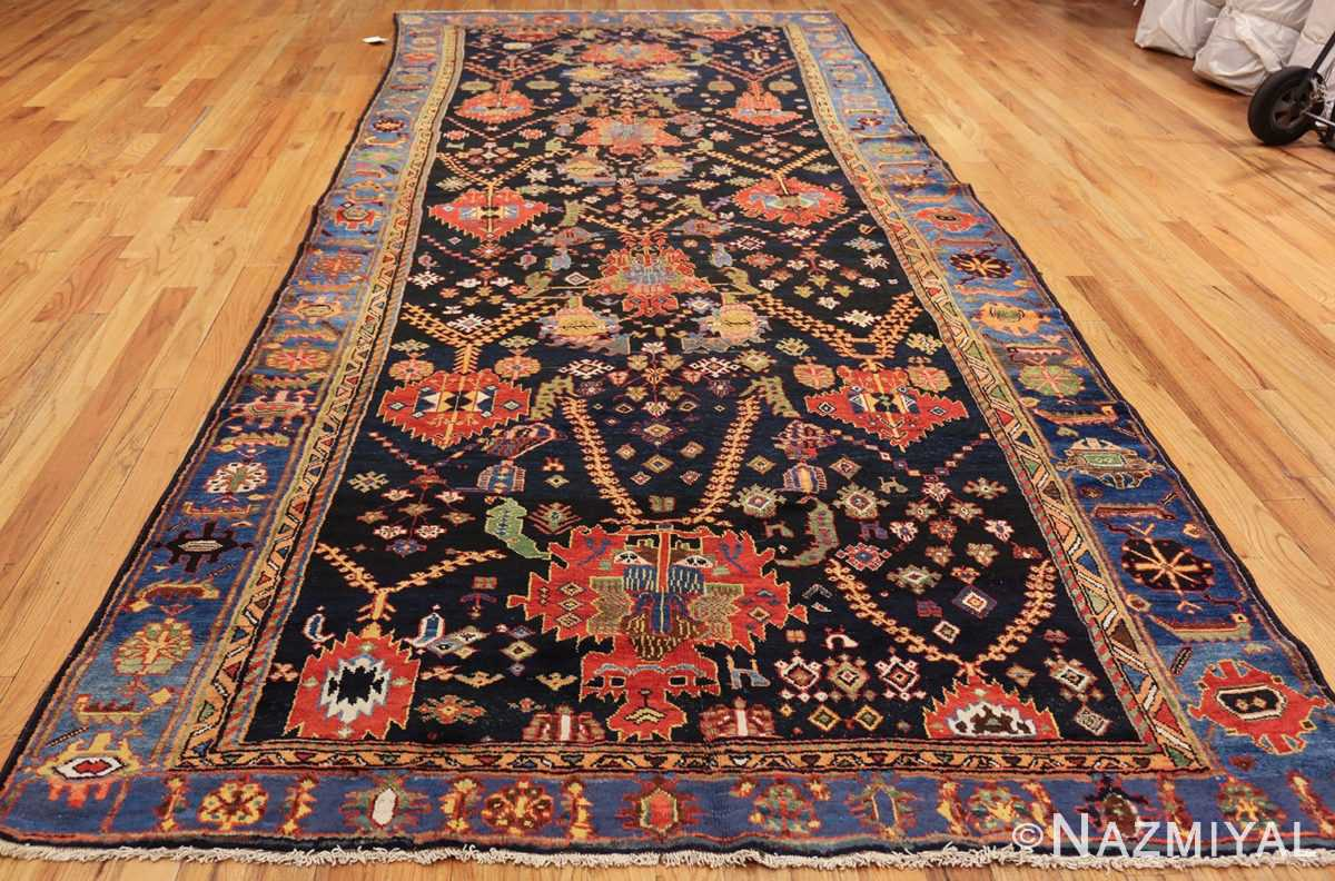 colorful antique persian bakhtiari rug 48728 whole Nazmiyal