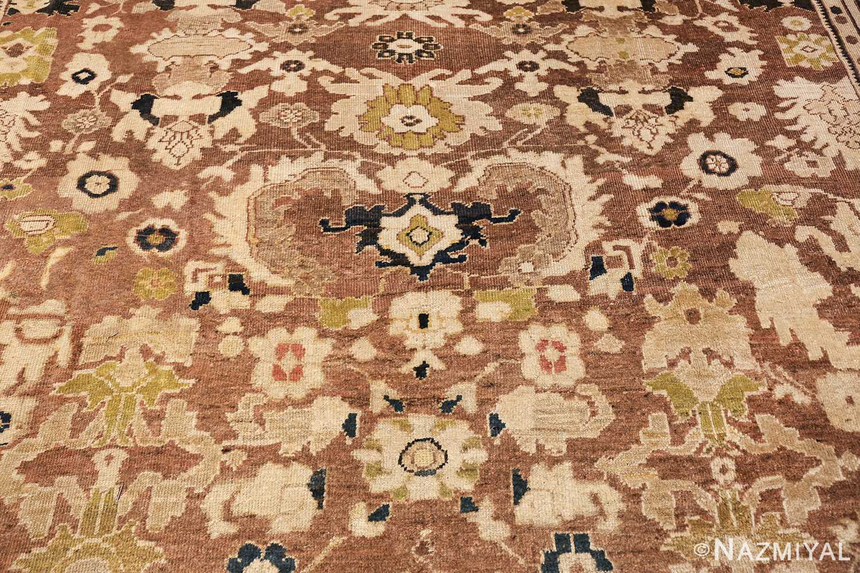 decorative antique persian sultanabad rug 48093 field Nazmiyal