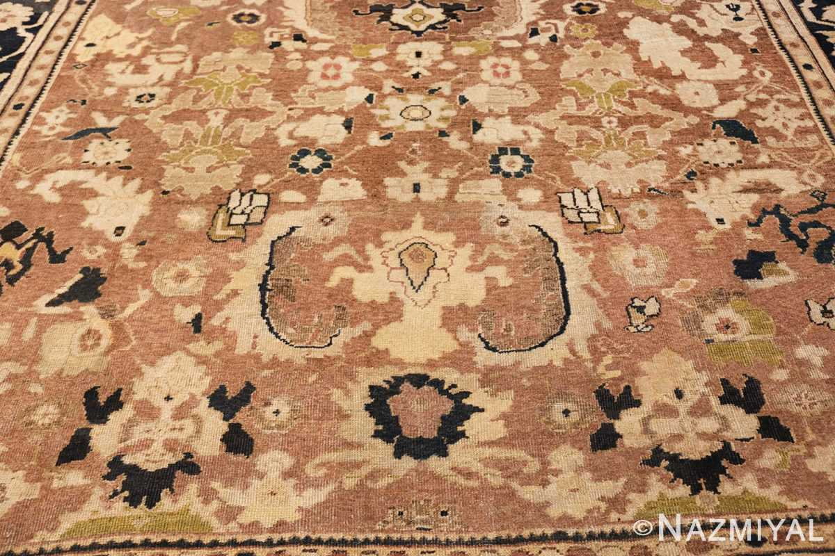 decorative antique persian sultanabad rug 48093 pattern Nazmiyal