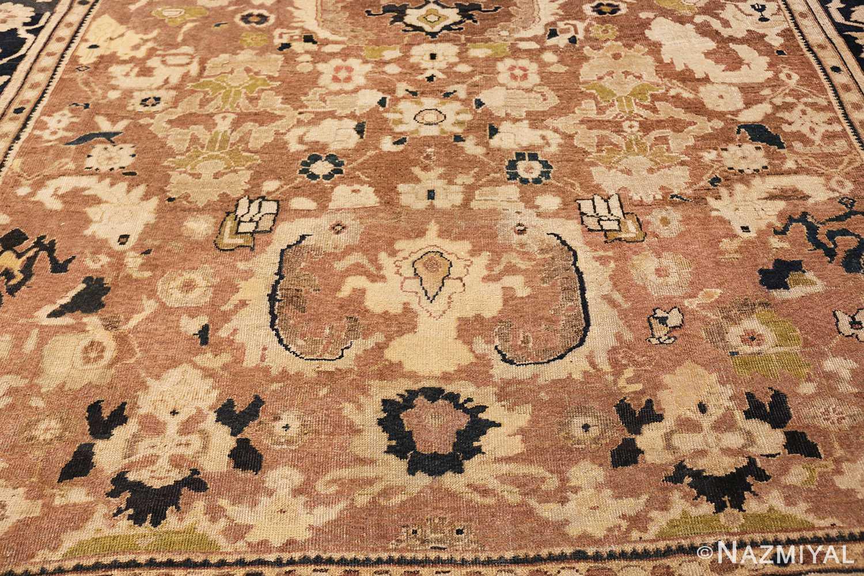 decorative antique persian sultanabad rug 48093 pattern Nazmiyal