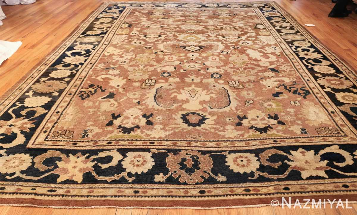 decorative antique persian sultanabad rug 48093 whole Nazmiyal