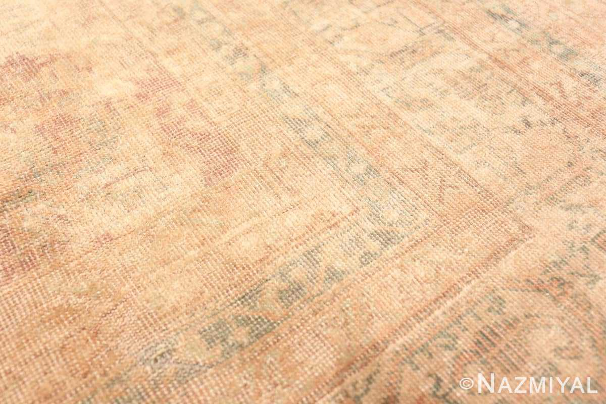 Detail Large Antique Indian rug 50449 by Nazmiyal