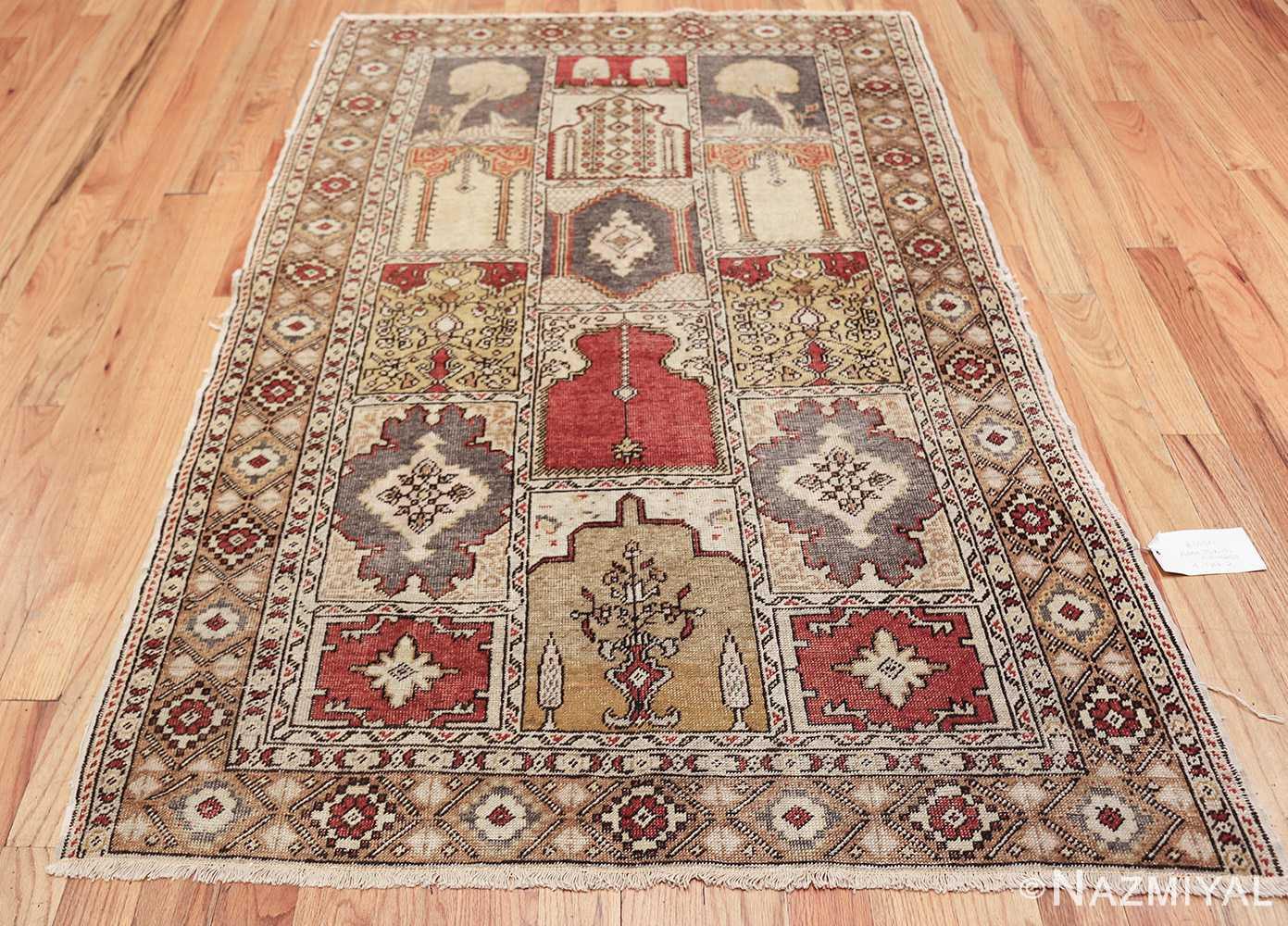 family prayer antique turkish ghiordes rug 50501 whole Nazmiyal