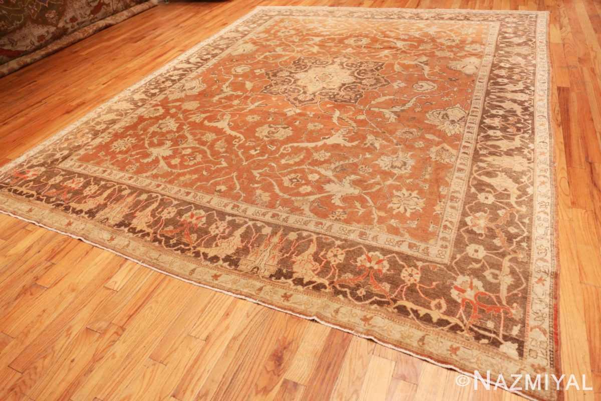Full Decorative Antique Indian Amritsar rug 50438 by Nazmiyal