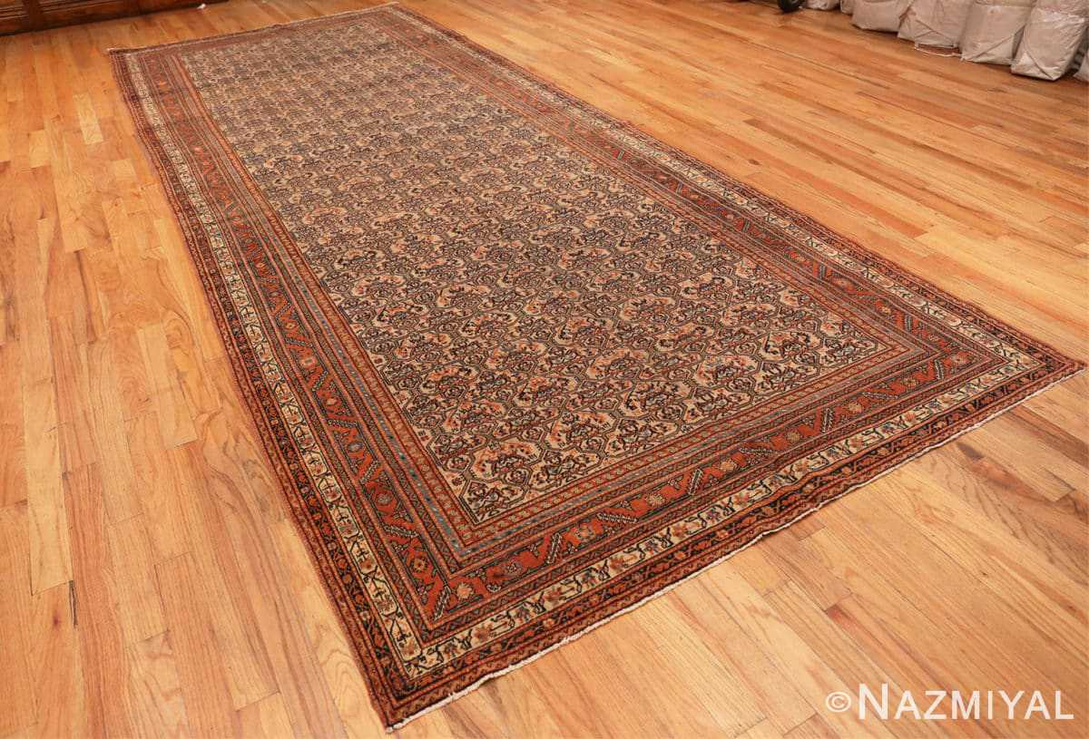 Full gallery size antique Persian Farahan rug 50446 by Nazmiyal