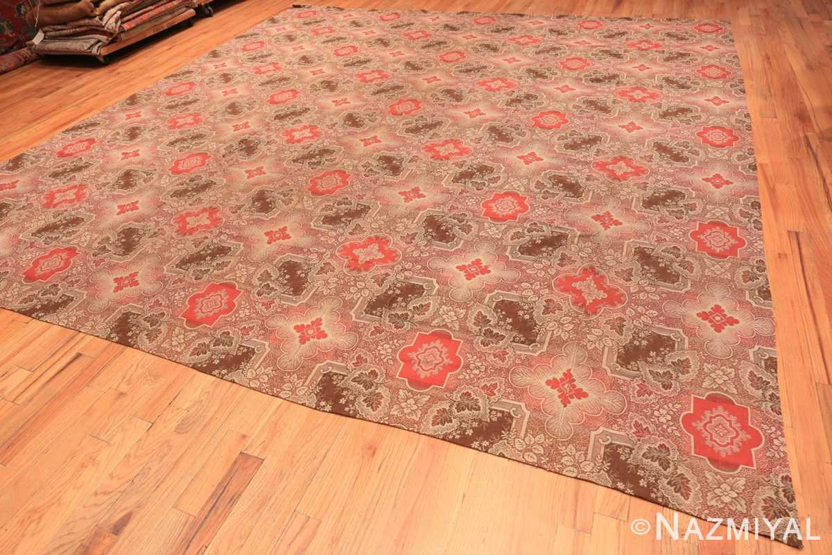 Full large all over design antique American Ingrain rug 50460 by Nazmiyal
