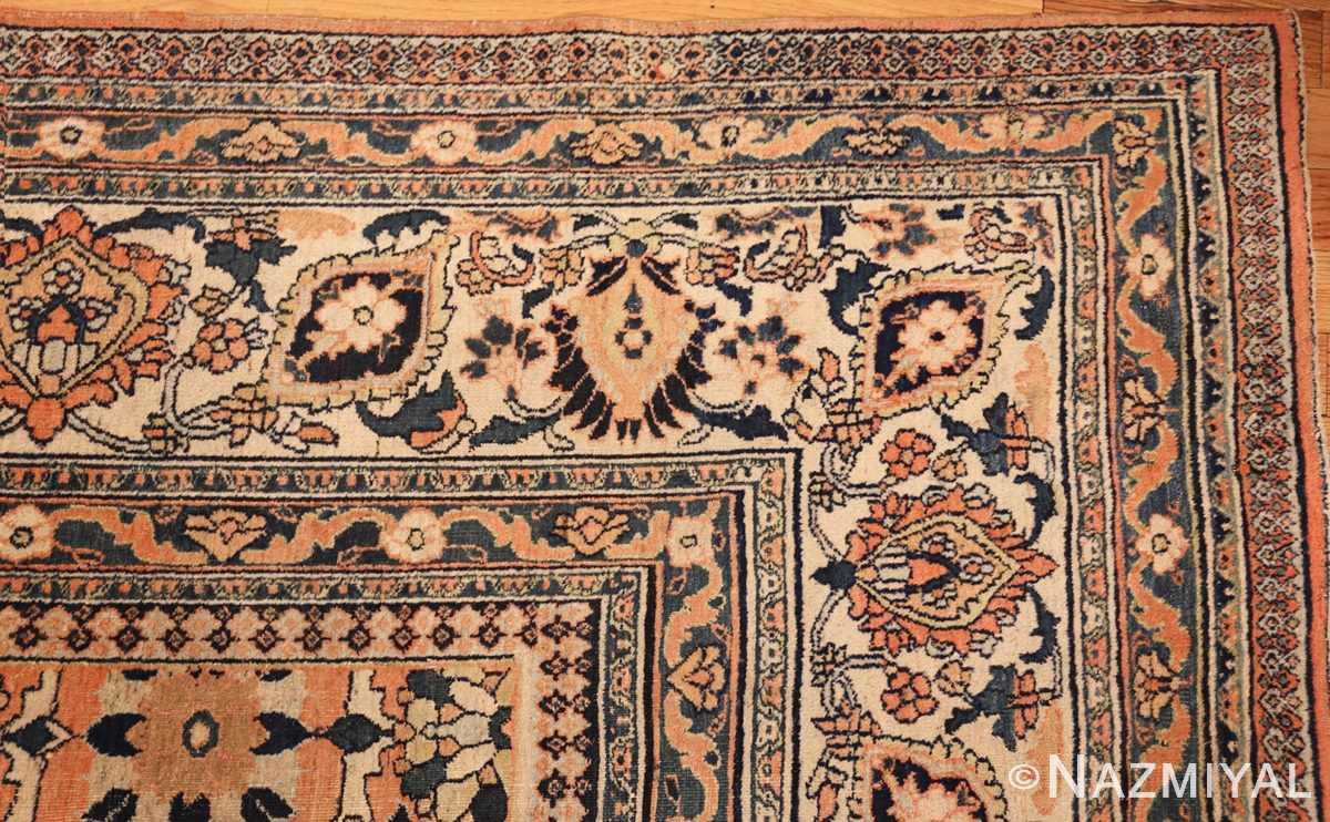 gallery size antique persian khorassan rug 50459 corner Nazmiyal