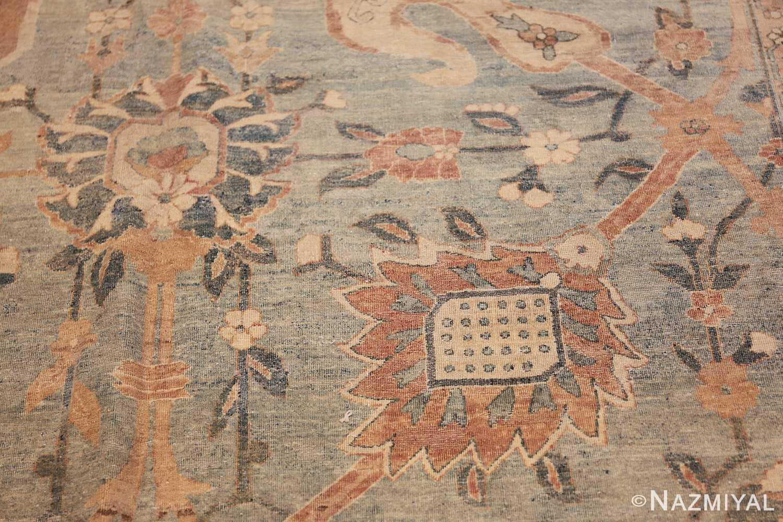 intricate vase design antique persian kerman rug 47410 brown Nazmiyal