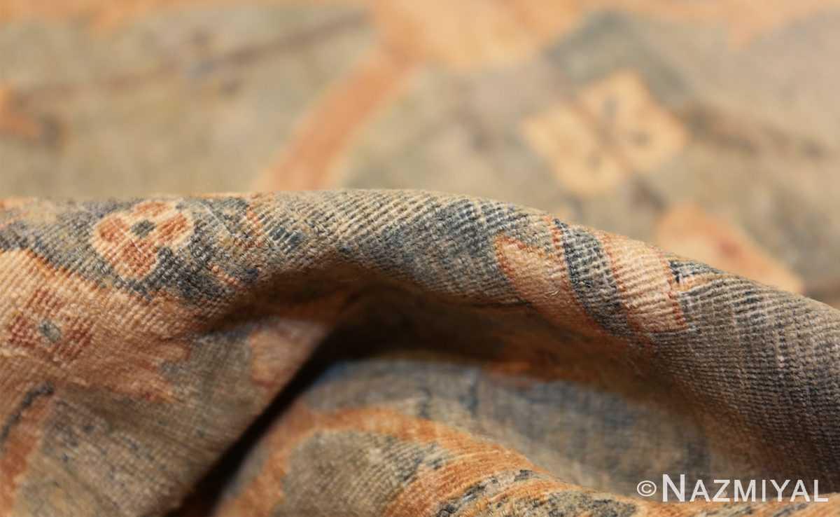 intricate vase design antique persian kerman rug 47410 pile Nazmiyal