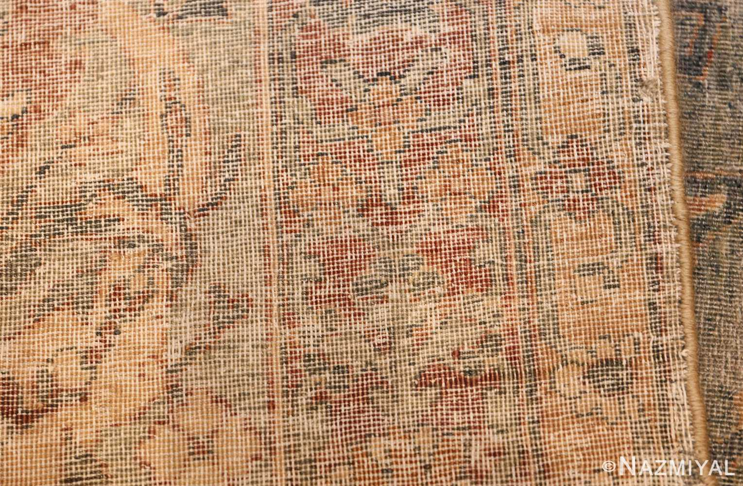 intricate vase design antique persian kerman rug 47410 weave Nazmiyal