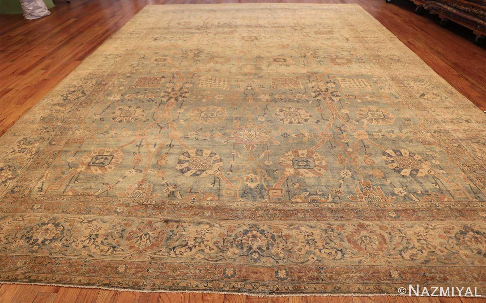 intricate vase design antique persian kerman rug 47410 whole Nazmiyal