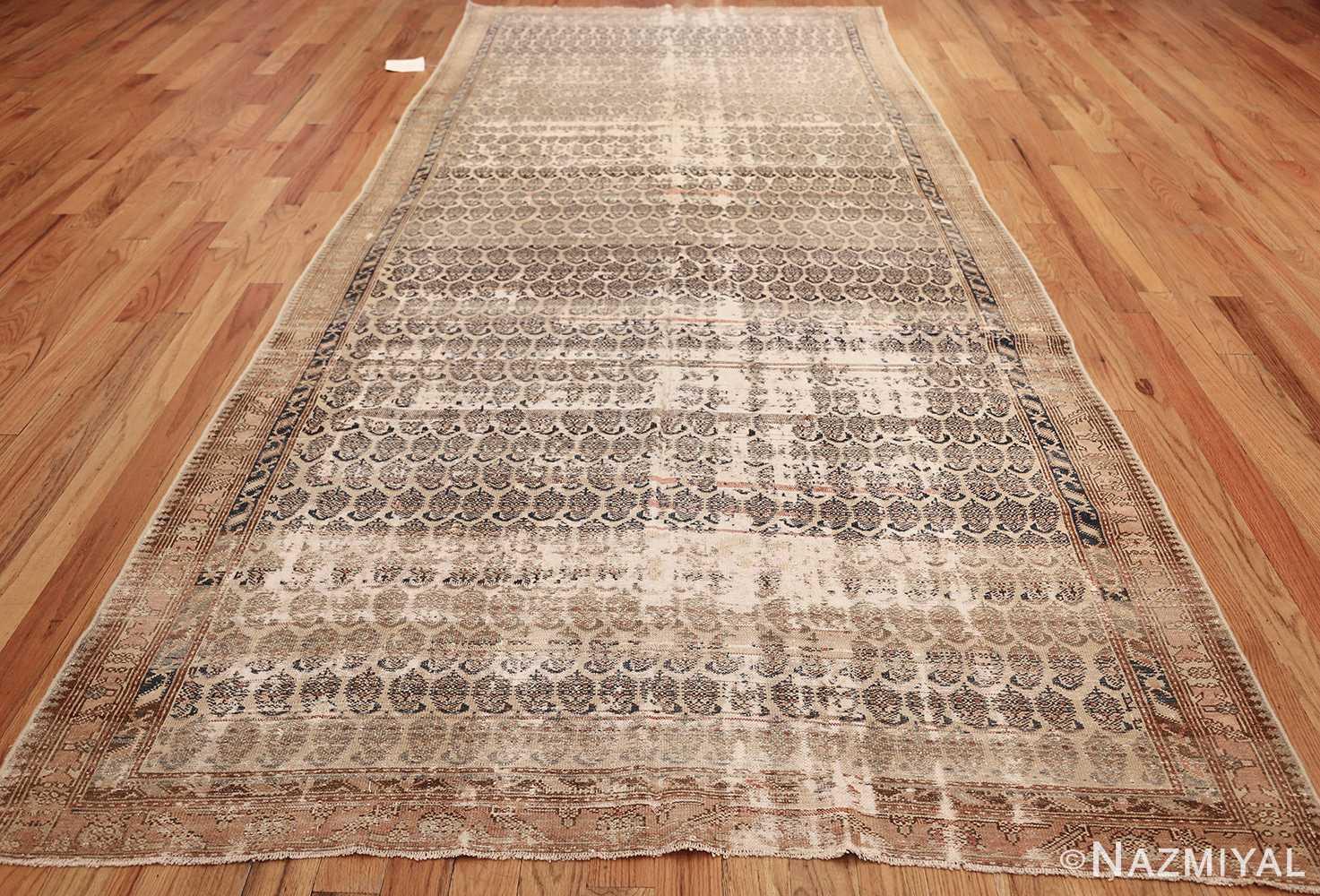 Long Shabby Chic Antique Persian Northwest Carpet 47261 Whole Nazmiyal