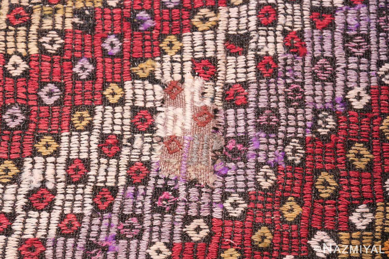 Vintage Turkish Kilim Rug 50534 By Nazmiyal