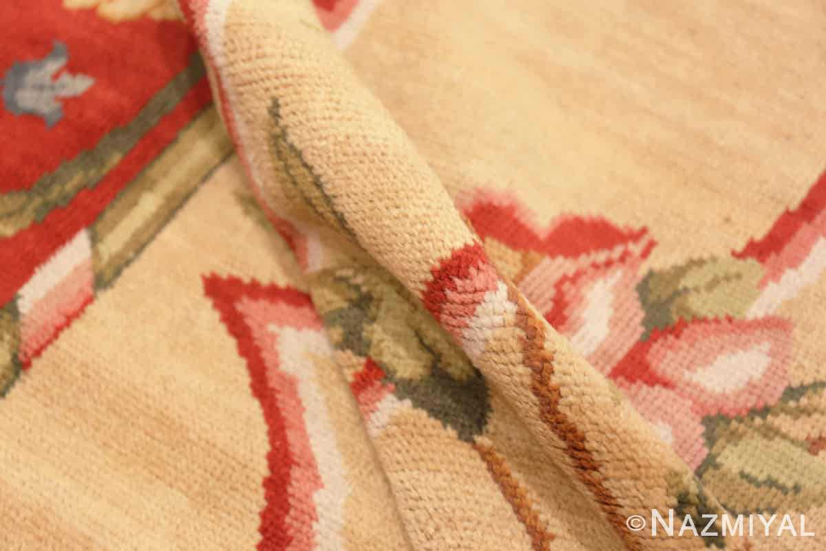 Pile Antique French rug 50471 by Nazmiyal