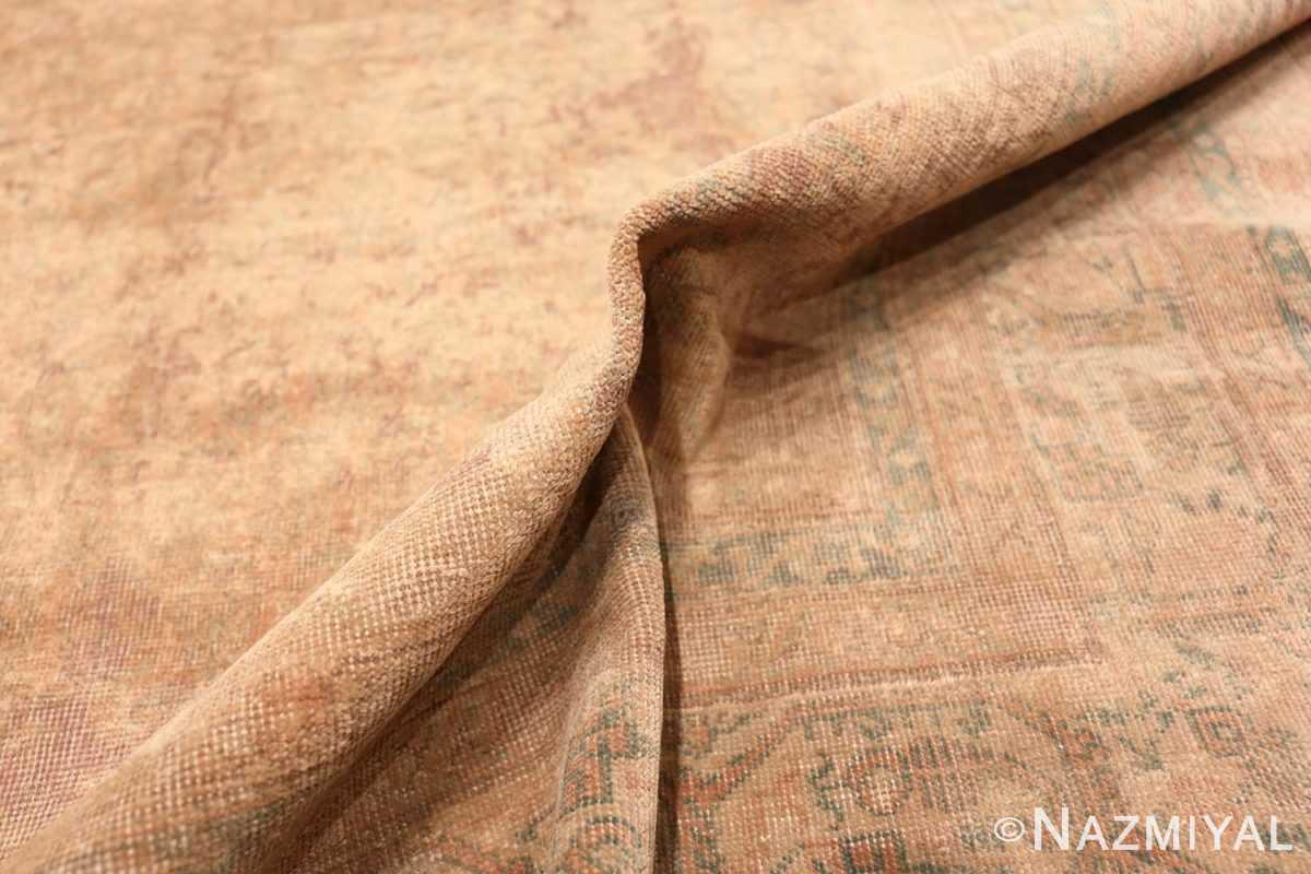 Pile Large Antique Indian rug 50449 by Nazmiyal