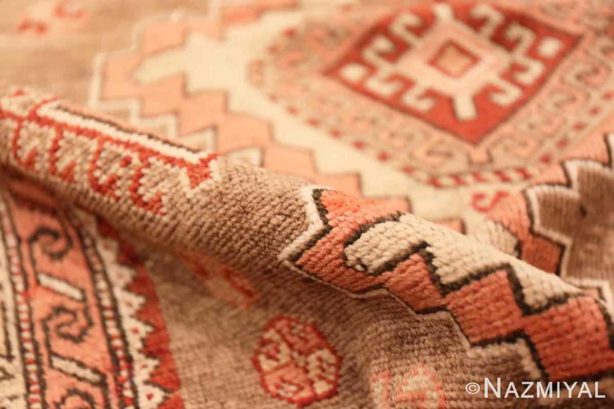 Pile Tribal Vintage Caucasian Kazak rug 50519 by Nazmiyal