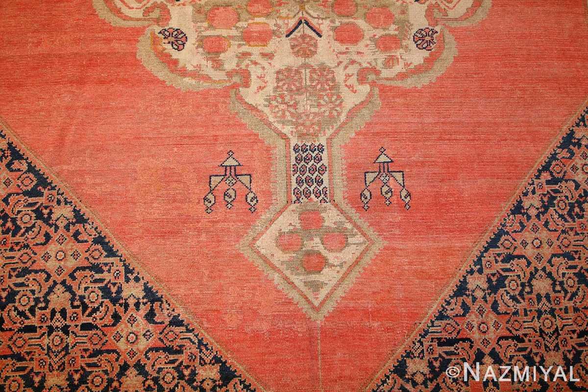 star david antique persian malayer rug 50467 field Nazmiyal