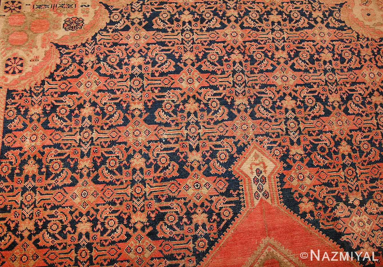 star david antique persian malayer rug 50467 star Nazmiyal