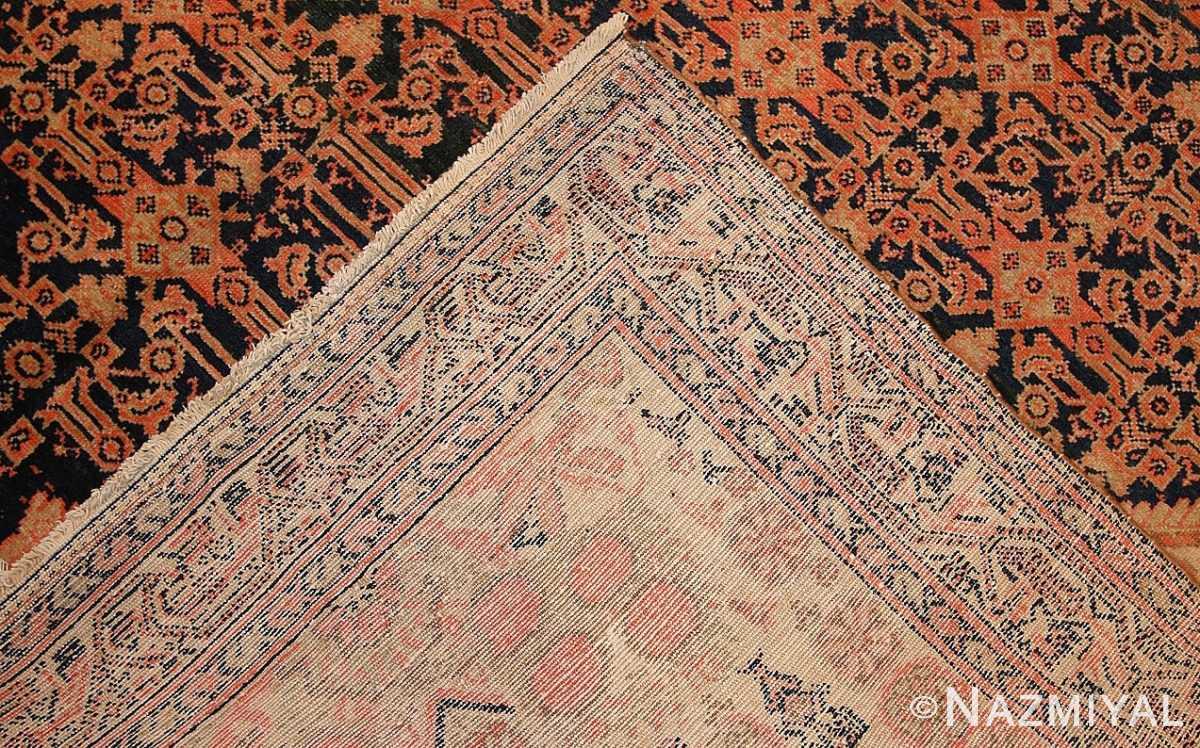 star david antique persian malayer rug 50467 weave Nazmiyal
