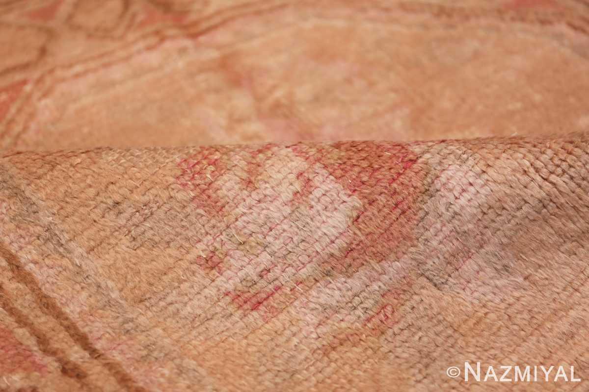 Vintage East Turkestan Khotan Rug 50497 Shine Pile Nazmiyal