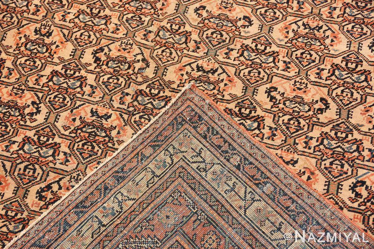 Weave gallery size antique Persian Farahan rug 50446 by Nazmiyal