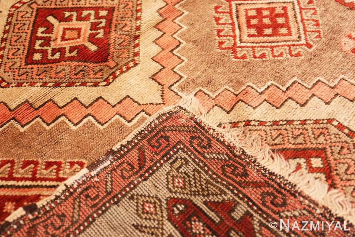 Weave Tribal Vintage Caucasian Kazak rug 50519 by Nazmiyal