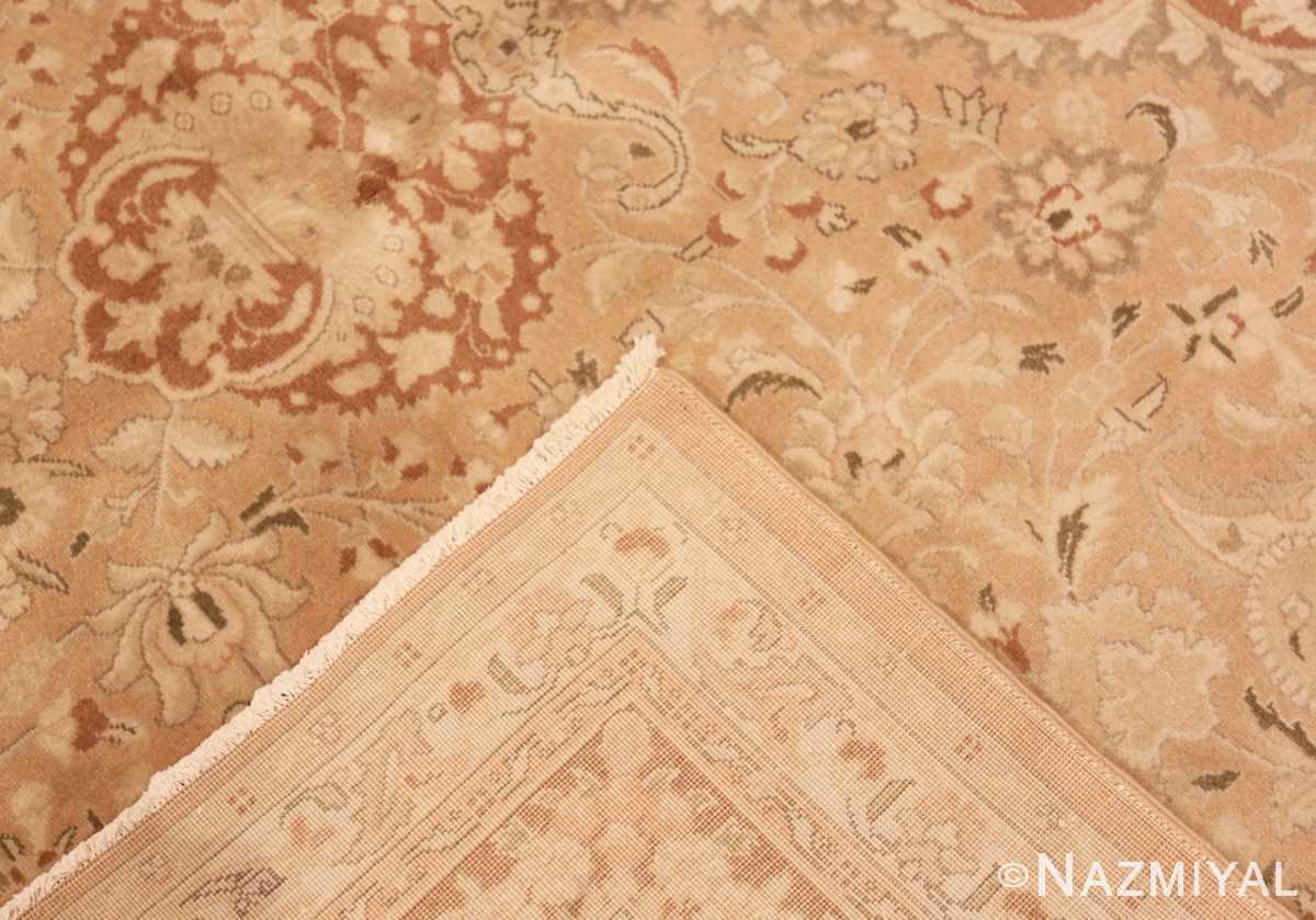 Weave Vintage Alabaster Persian Tabriz rug 50444 by Nazmiyal