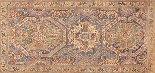 Antique 18th Century Caucasian Karabagh Rug 47245 by Nazmiyal