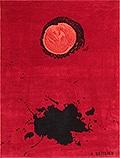 Rug By Artist Adolph Gottlieb