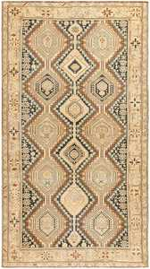 Antique Caucasian Shirvan Rug 50473 Nazmiyal