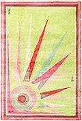 Emilio Pucci Artist Rug by Nazmiyal