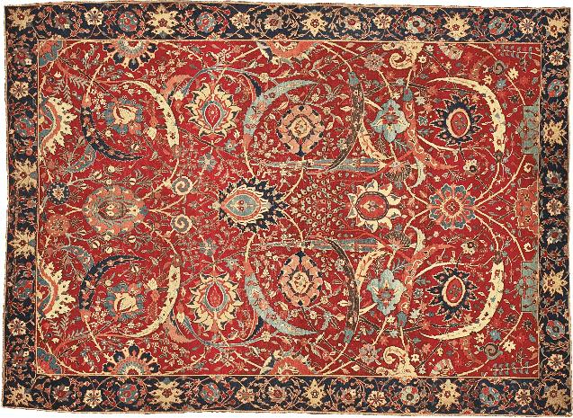 Record Breaking Persian Carpet